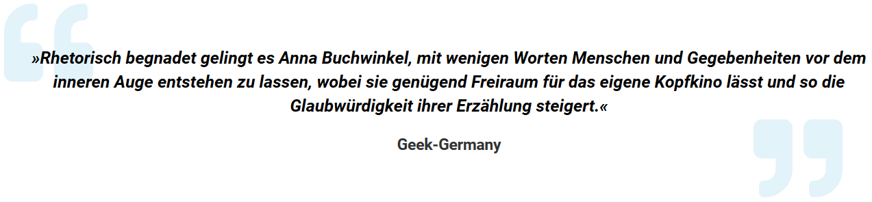 Testimonial Geek-Germany.de